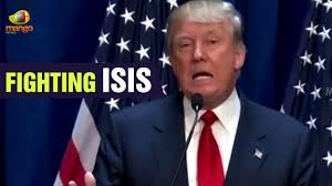 donald trump about fighting isis islamic state terrorism trump