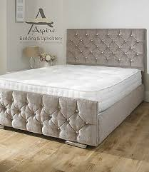 best 25 upholstered king bed frame ideas on pinterest king size