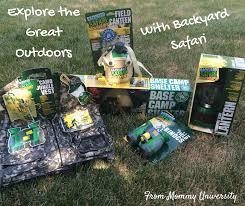 Backyard Safari Binoculars by Explore The Great Outdoors With Backyard Safari Mommy University