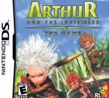 arthur invisibles game sir vg rom u003c nds roms