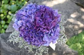 Purple Hydrangea Lavender And Purple Wedding Bouquets Bb0492 Purple Hydrangea And