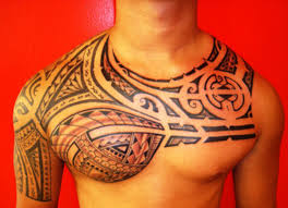 chest tattoo design polynesian tattoos designs ideas and meaning tattoos for you