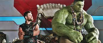 thor ragnarok wields heavy hammer at box office the berkshire