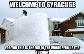 Syracuse Memes - vitamin ha funniest snow memes ever winter in the north