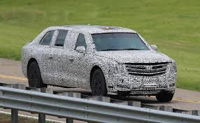 limousine ferrari gm still fine tuning trump u0027s next presidential limo