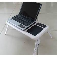 Laptop Cooling Desk All In 1 E Table Portable Notebook Laptop Cooling Table Desk Stand