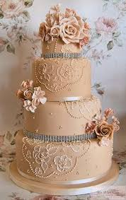 textured buttercream wedding cake google search