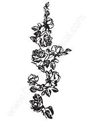 flower vine border clipart 58