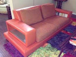 Orange Sofa Bed by My Big Orange Sofa