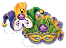 masks for mardi gras custom printed paper stock mardi gras masks mardi gras apparel