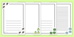 frog life cycle early years eyfs frogs lifecyle page 1