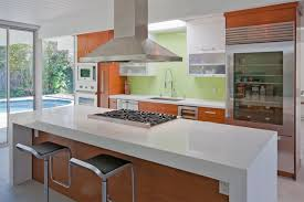 eichler remodel bamboo kitchen contemporary kitchen san