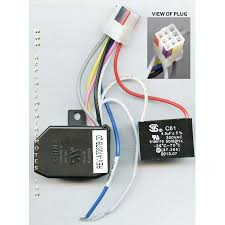 how to wire a ceiling fan with remote anderic uc7067revb replacement ceiling fan receiver reverse module