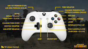 pubg xbox gameplay xbox official control for steam gameplay playerunknown s