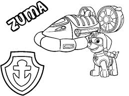 paw patrol coloring pages preschoolers 73256