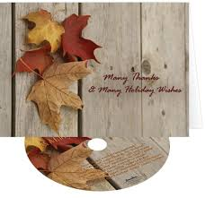 thanksgiving cd thanksgiving thank you greeting card with matching cd china