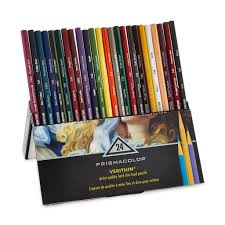 prismacolor colored pencils review of prismacolor verithin colored pencils set of 24