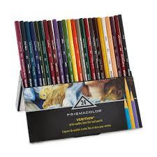 prismacolor pencils review of prismacolor verithin colored pencils set of 24