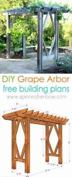 wedding arch blueprints 100 free outdoor woodcraft plans at allcrafts net