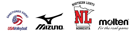 northern lights volleyball mn northern lights qualifier 2018 northern lights junior volleyball
