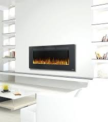 Napoleon Electric Fireplace Linear Wall Mount Electric Fireplace U2013 Breker