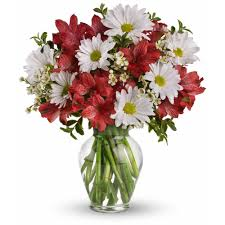 dancing in daisies by teleflora in big spring tx inspirations