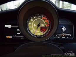 ferrari speedometer 2016 ferrari 488 spider