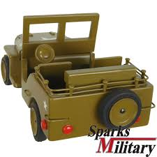 willys jeep willys jeep wood made sparks military
