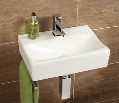 hib malo murcia cloakroom basin with towel rail 8921 extension