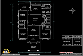 two storey house plans double storey house autocad plan home pattern