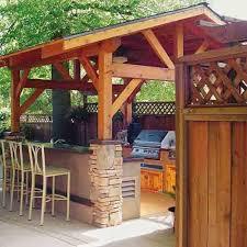 best outdoor kitchen wooden outdoor garden gazebo outdoor garden
