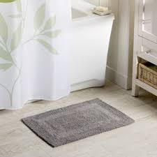 Silver Bath Rugs Gray U0026 Silver Bath Rugs U0026 Mats You U0027ll Love Wayfair