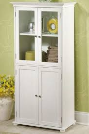 Bathroom Floor Storage Cabinet Bathroom Storage Cabinets Be Equipped Drawer Unit Pertaining To