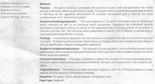 format abstrak tesis menulis abstrak pada karya tulis akademis oleh nararya