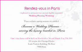 wedding planning classes luxury wedding planning workshops are back rendez vous in