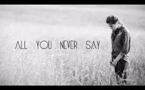 Seeking You Just Lost Wings Birdy All You Never Say Official Lyric