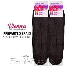 vienna marley hair new born free synthetic hair braids vienna preparted braid bo17