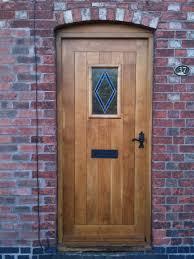 Oak Exterior Doors Why Solid Oak External Doors