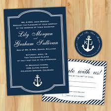 nautical themed wedding invitations nautical stripe wedding glamorous nautical wedding invitations