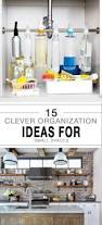 Organizing Ideas For Bathrooms 15 Clever Organization Ideas For Small Spaces