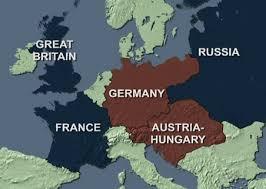 Ottoman Germany Worldliteratureeblock The Central Powers