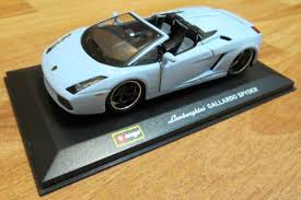 toy lamborghini lamborghini gallardo spyder u2013 toy car collection