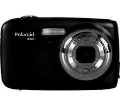 polaroid camera black friday buy polaroid ie126 blk compact camera black free delivery currys