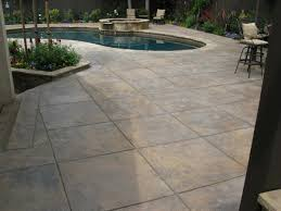 extraordinary deck tiles over concrete patio with irregular shaped