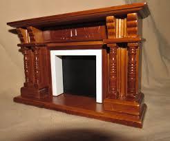 dollhouse fireplace ebay