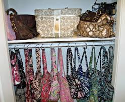 purse hangers for closet hanger inspirations decoration