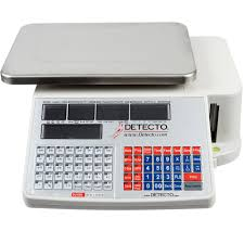 cardinal detecto dl1030 30 lb digital price computing scale with