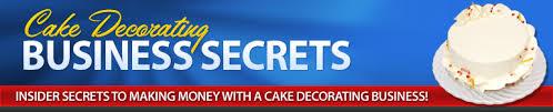 cake decorating business secrets revealed
