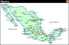 map of mexico resorts plan your vacation in mexico to vacation spots trips to