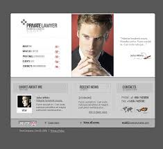 website template 10389 law private lawyer custom website template